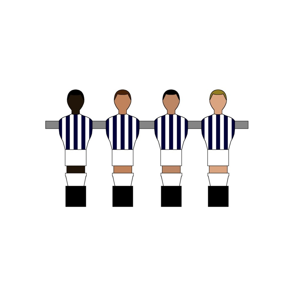 Embroidered Club Range - West Bromwich