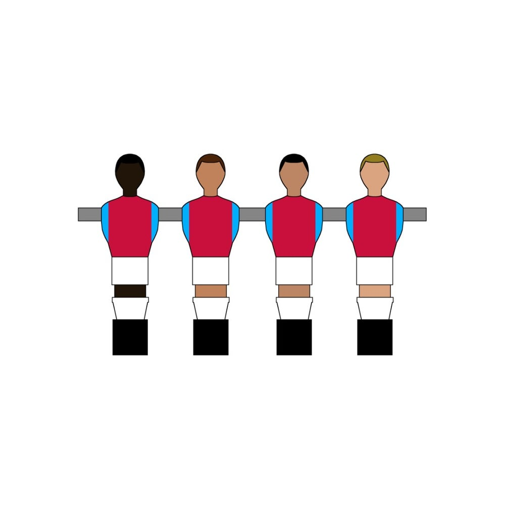 Embroidered Club Range - West Ham