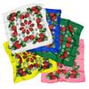 Strawberry Kokum Scarves