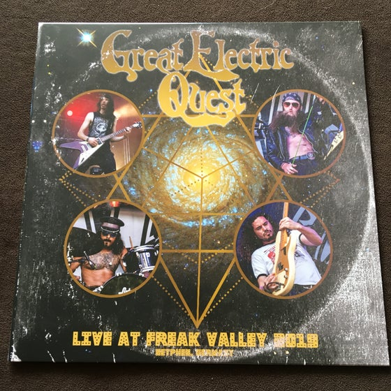 Image of **NEW RELEASE** Live at Freak Valley Fest 2019 Netphen Germany!