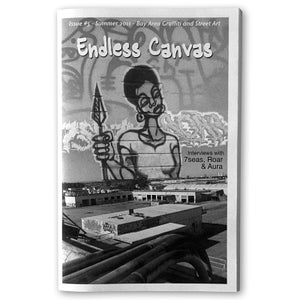 Image of Endless Canvas Zine - Issue #5