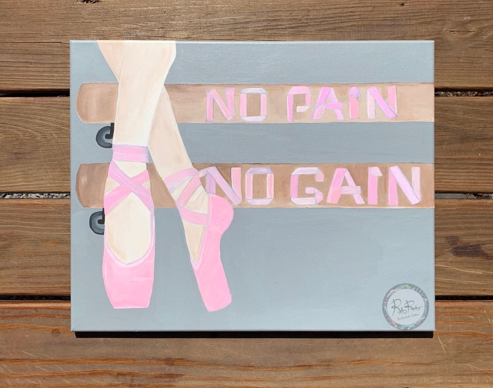 Image of No Pain No Gain