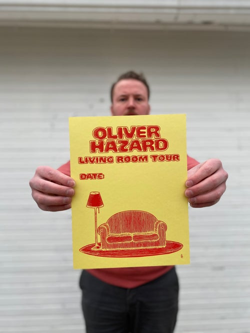 Image of Living Room Tour Poster