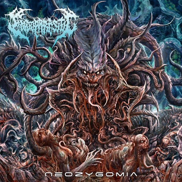 Image of ENDOPARASITIC - Neozygomia CD