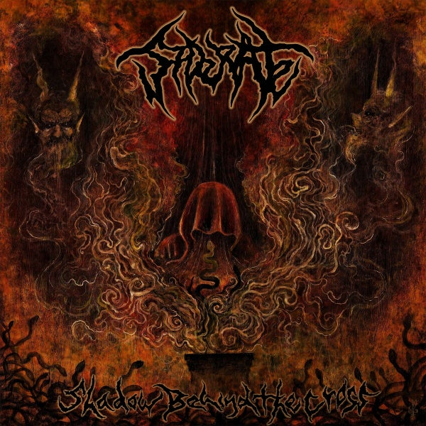 Image of SIDERATE - Shadow Behind The Cross CD EP