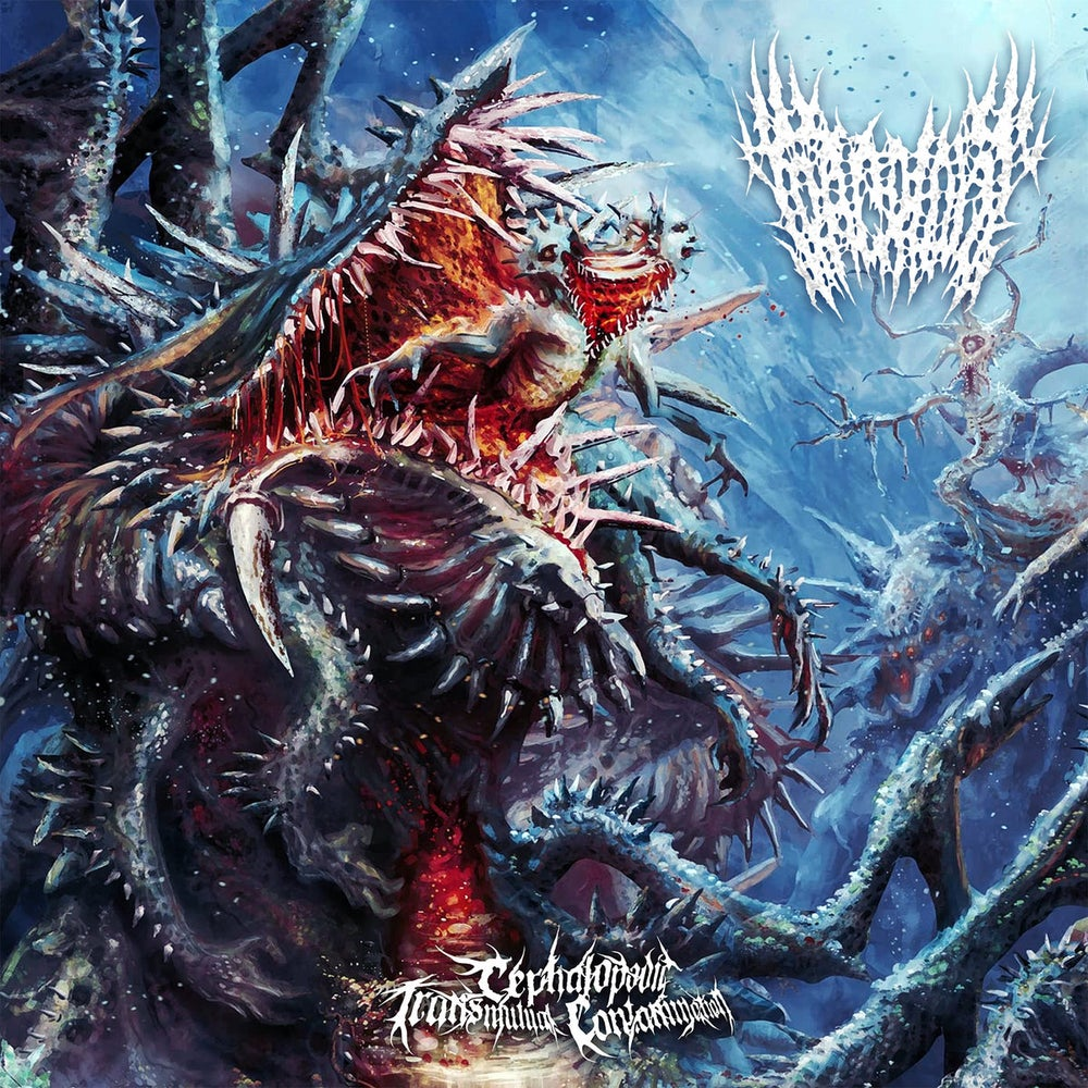 Image of TRACRIOMY - Cephalopodic Transmutual Contamination CD