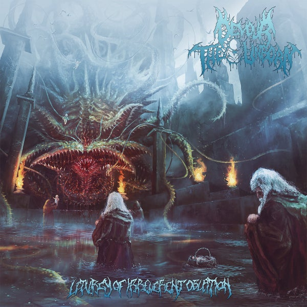 Image of DEVOUR THE UNBORN - Liturgy Of Irreverent Oblation CD