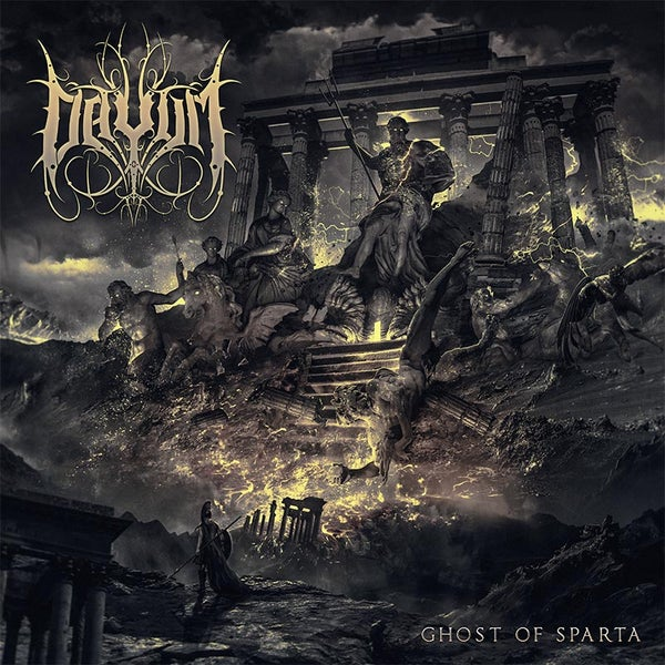 Image of DAYUM - Ghost Of Sparta CD