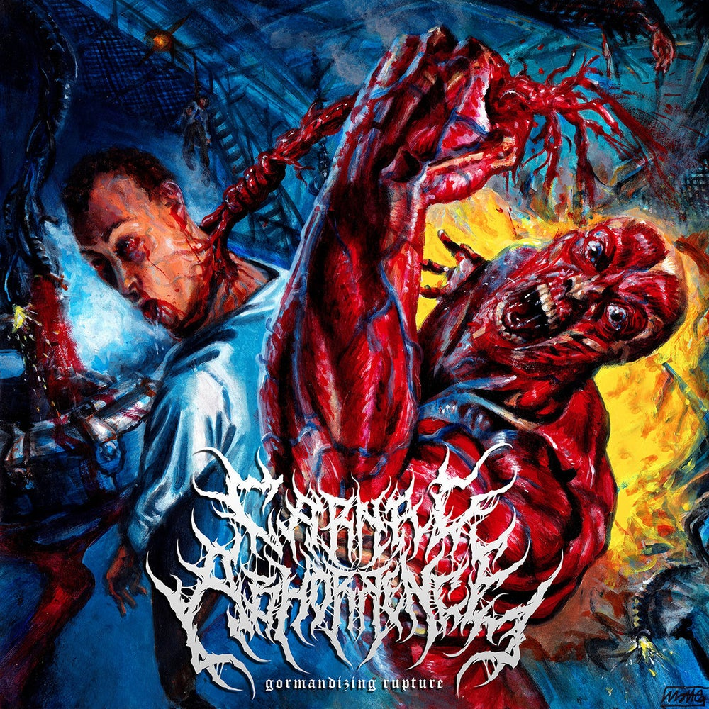 Image of CARNAL ABHORRENCE - Gormandizing Rupture CD
