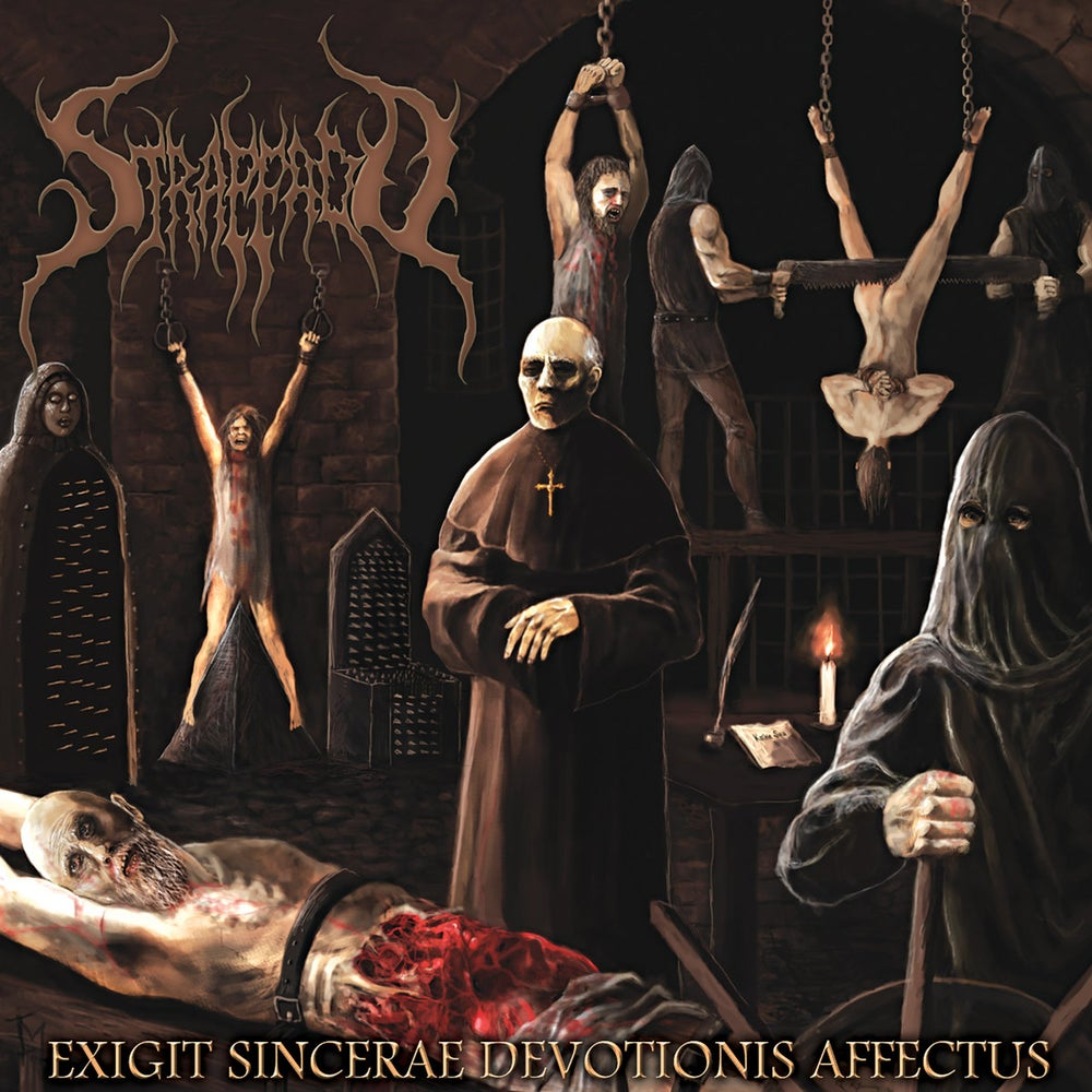 Image of STRAPPADO - Exigit Sincerae Devotionis Affectus CD