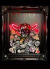 Graffiti Demon ©️ / Matt Black Collection / Ready to purchase