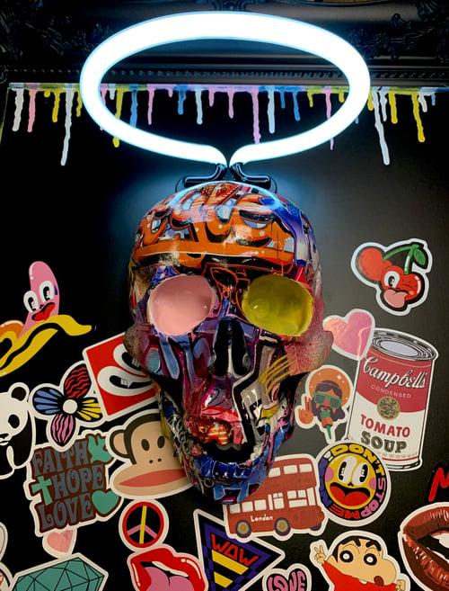 Image of Graffiti Saint ©️ / Matt Black Collection  / Ready to purchase