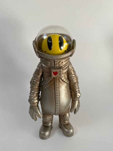 Image of SPACE CADET - SILVER SUIT VERSION