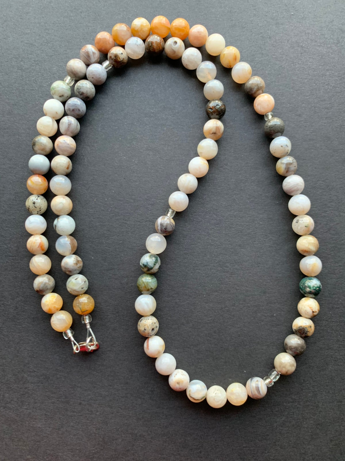 Image of Natural Quartz Necklace