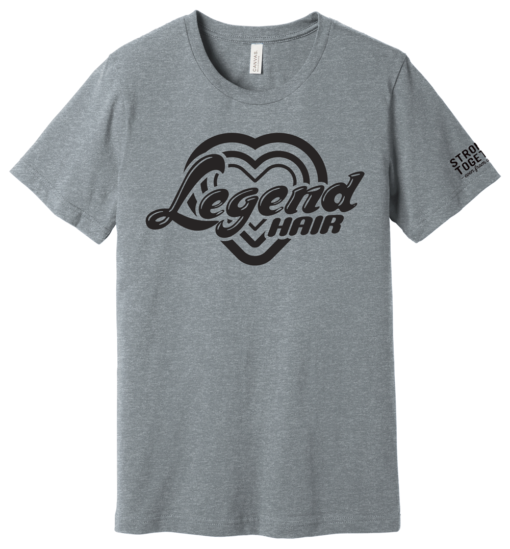 "Legend Hair ""Stronger Together"" Tee"