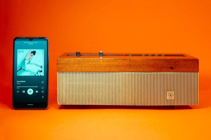 Image of SIEMENS ELA 43-13 (1970) SPEAKER BLUETOOTH