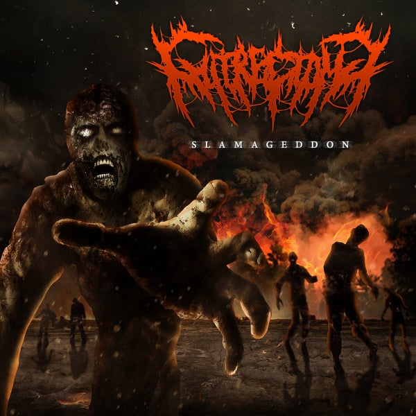 Image of GUTRECTOMY - Slamageddon CD EP