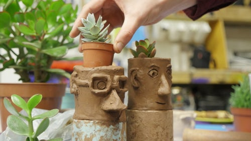 Image of The Pot Heads Playful Pottery Parcel