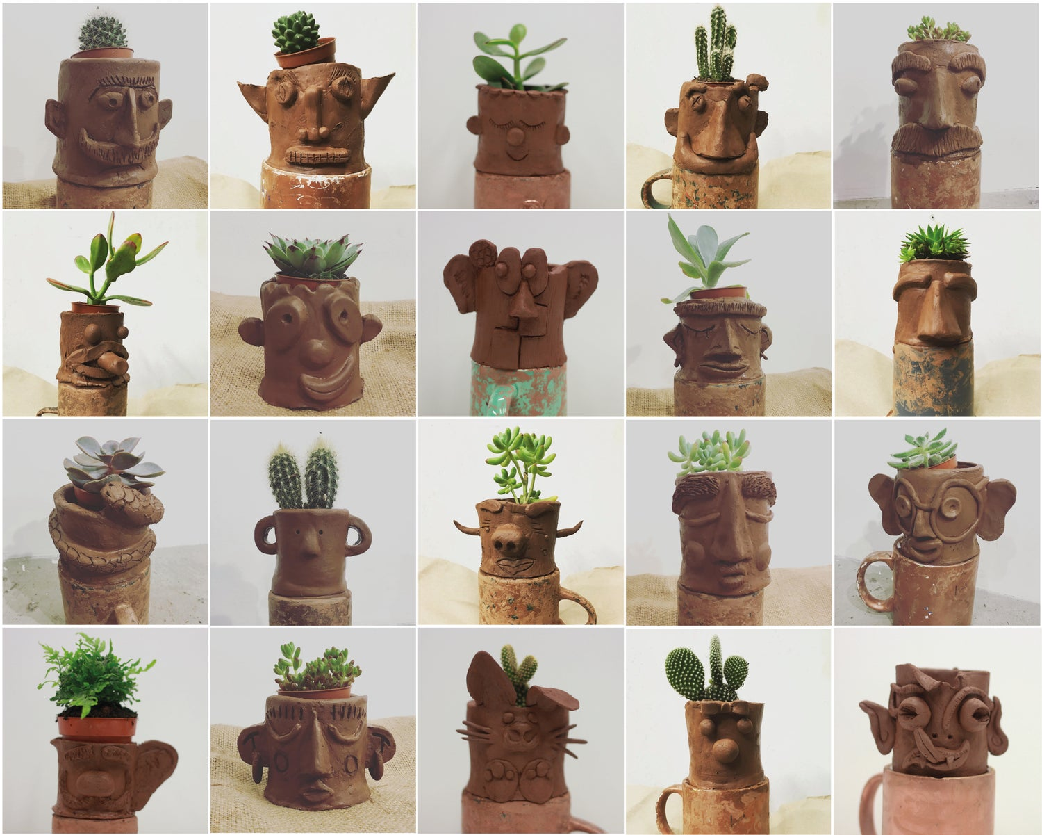 Image of The Pot Heads Postal Pottery Package