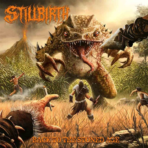 Image of STILLBIRTH - Back the the Stoned Age CD