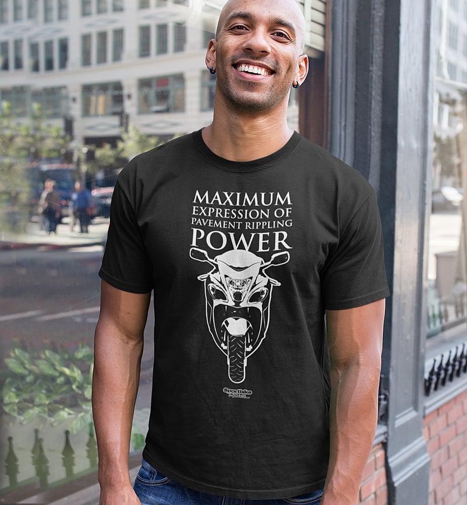 Image of Maximum Power T-Shirt