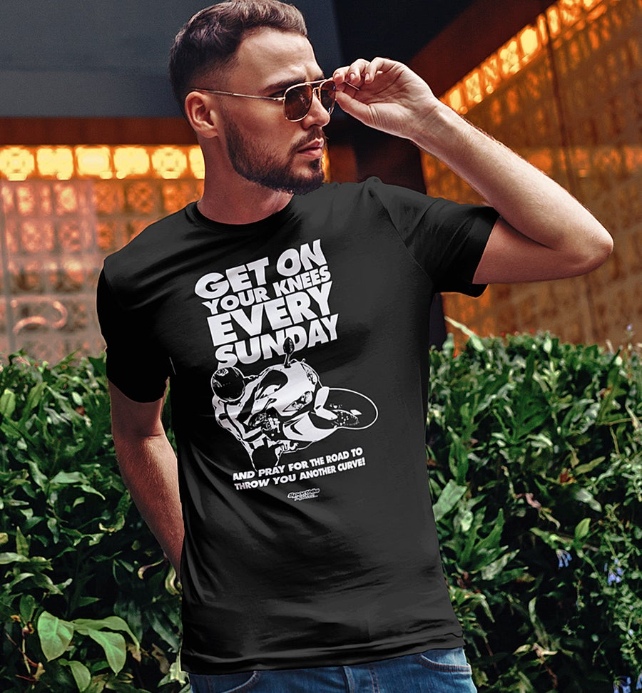 Image of Get On Your Knees - T-Shirt