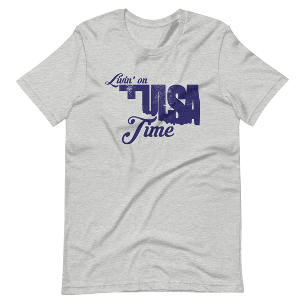 Image of Livin' on Tulsa Time Tee