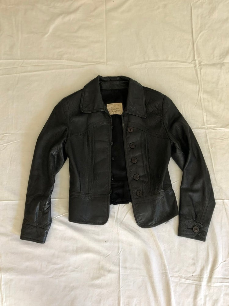 Image of Boutique of Leathers Jacket