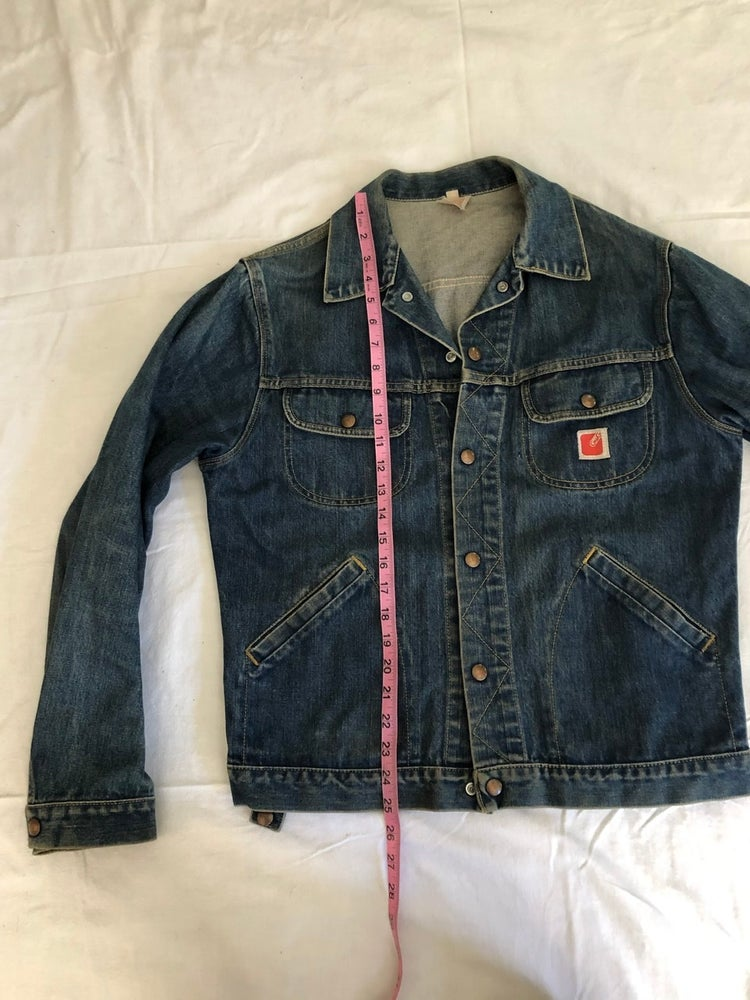 Image of Men's Small GWG Denim