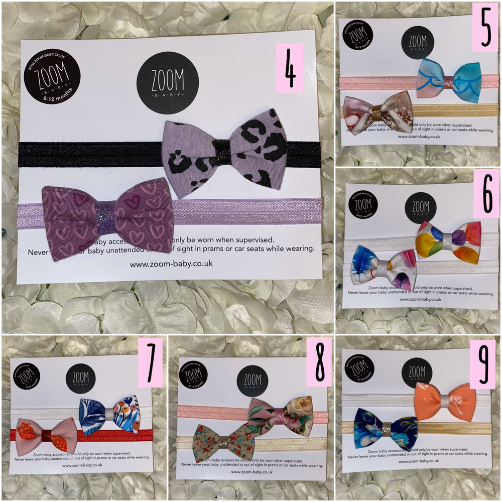 Image of 🔥🔥 SALE - 50% off BOWS 🔥🔥