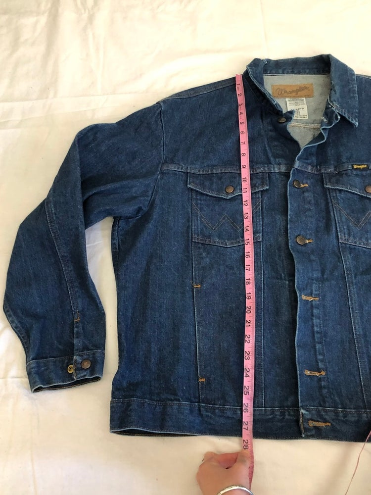 Image of Wrangler XXL Denim