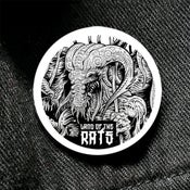 "Image of Land of the Rats ""Ancient One"" button"