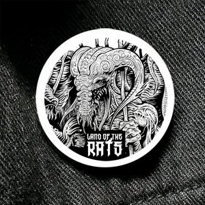 """Image of Land of the Rats """"Ancient One"""" button"""