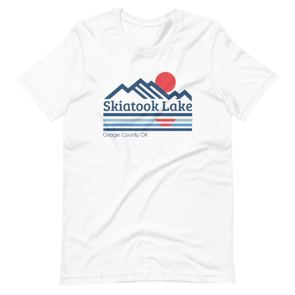 Image of Skiatook Lake Tee