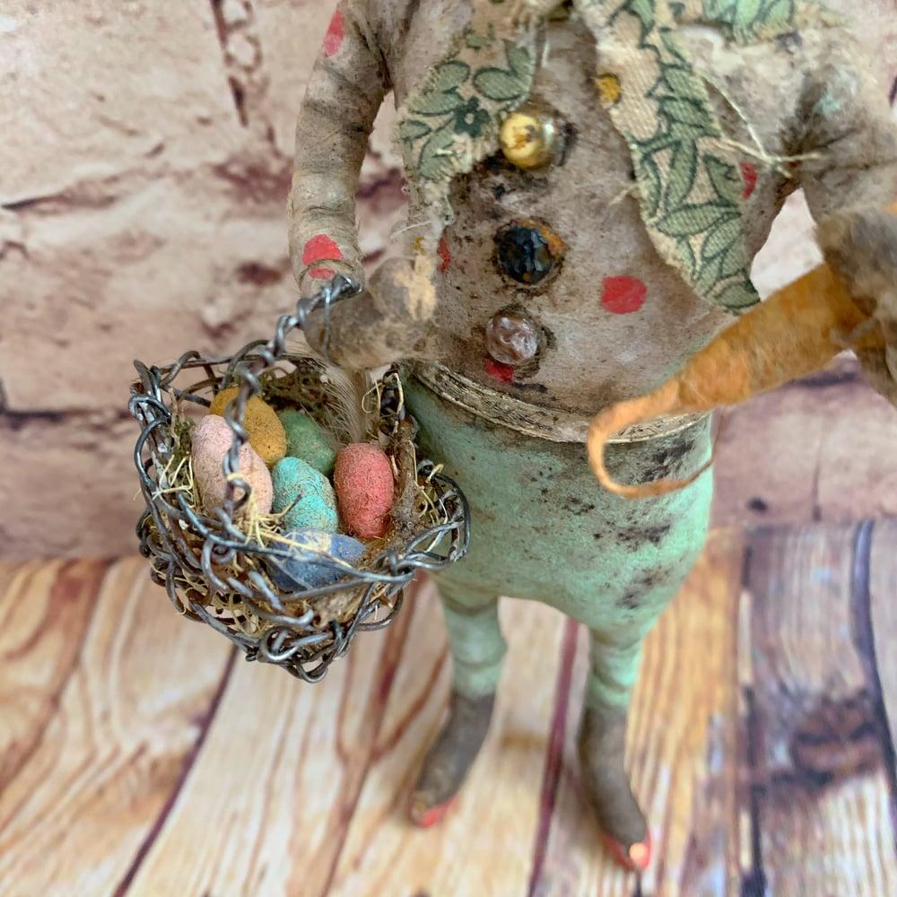 Image of Country gentleman bunny