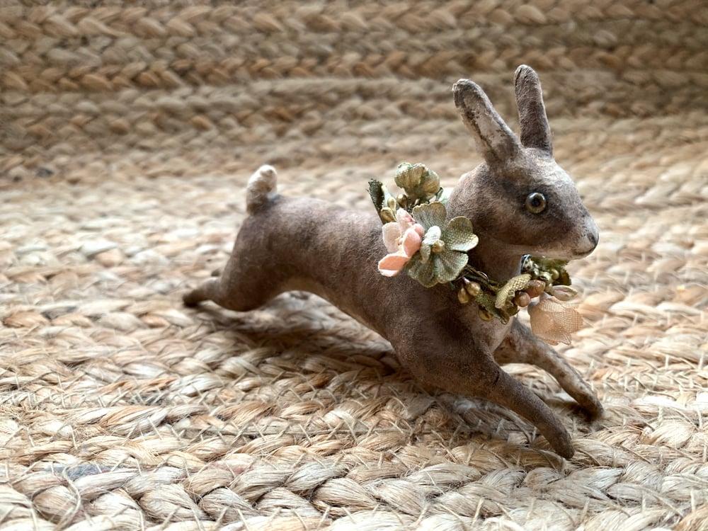 Image of Running bunny