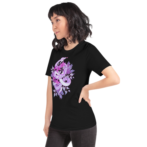 Image of Floral Faust T-Shirt