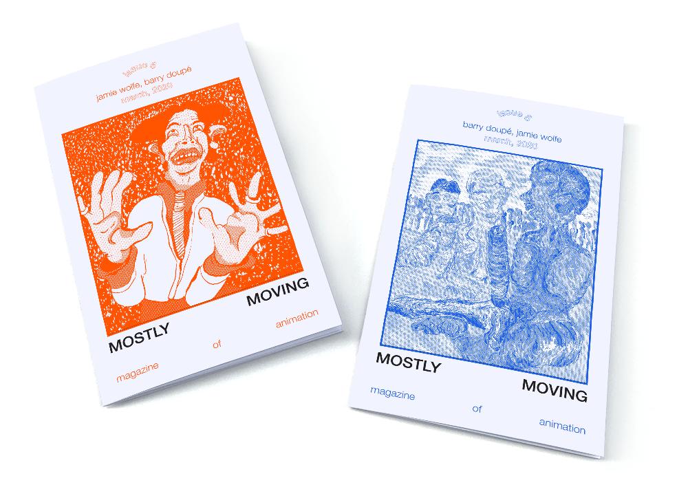 Image of MM05 - Jamie Wolfe & Barry Doupé