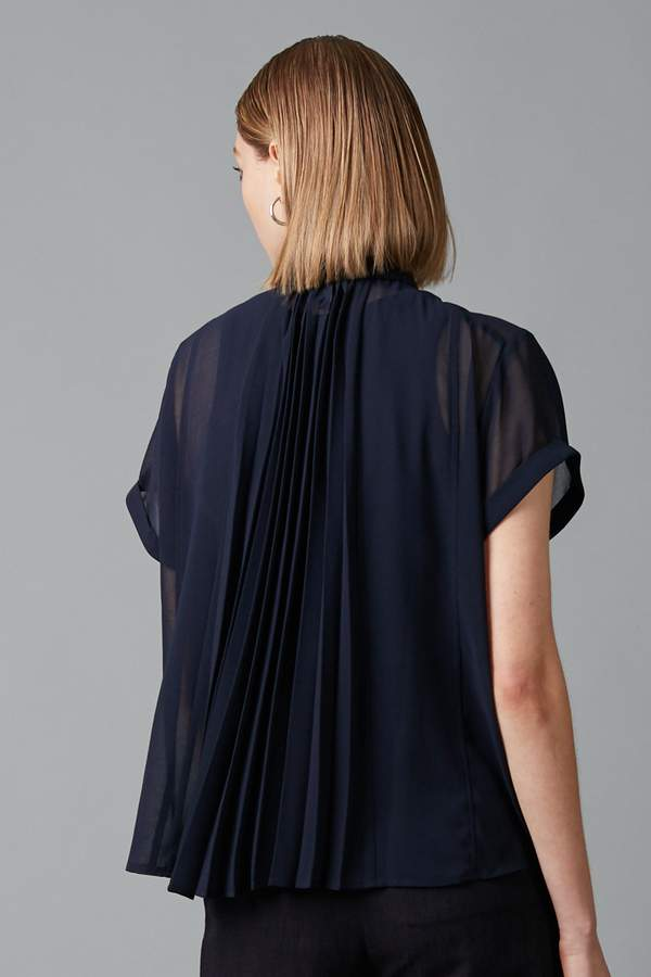 Image of nique jinto shirt navy