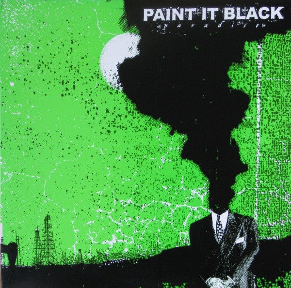 Image of Paint It Black - Paradise LP (clear)