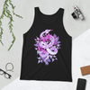 Floral Faust Tank Top