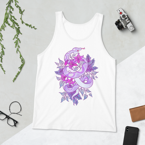 Image of Floral Faust Tank Top