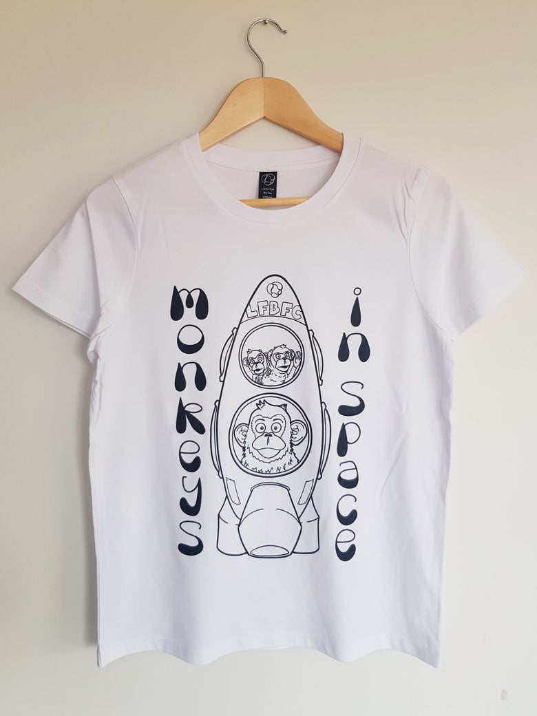 Image of Monkeys in Space - Women's