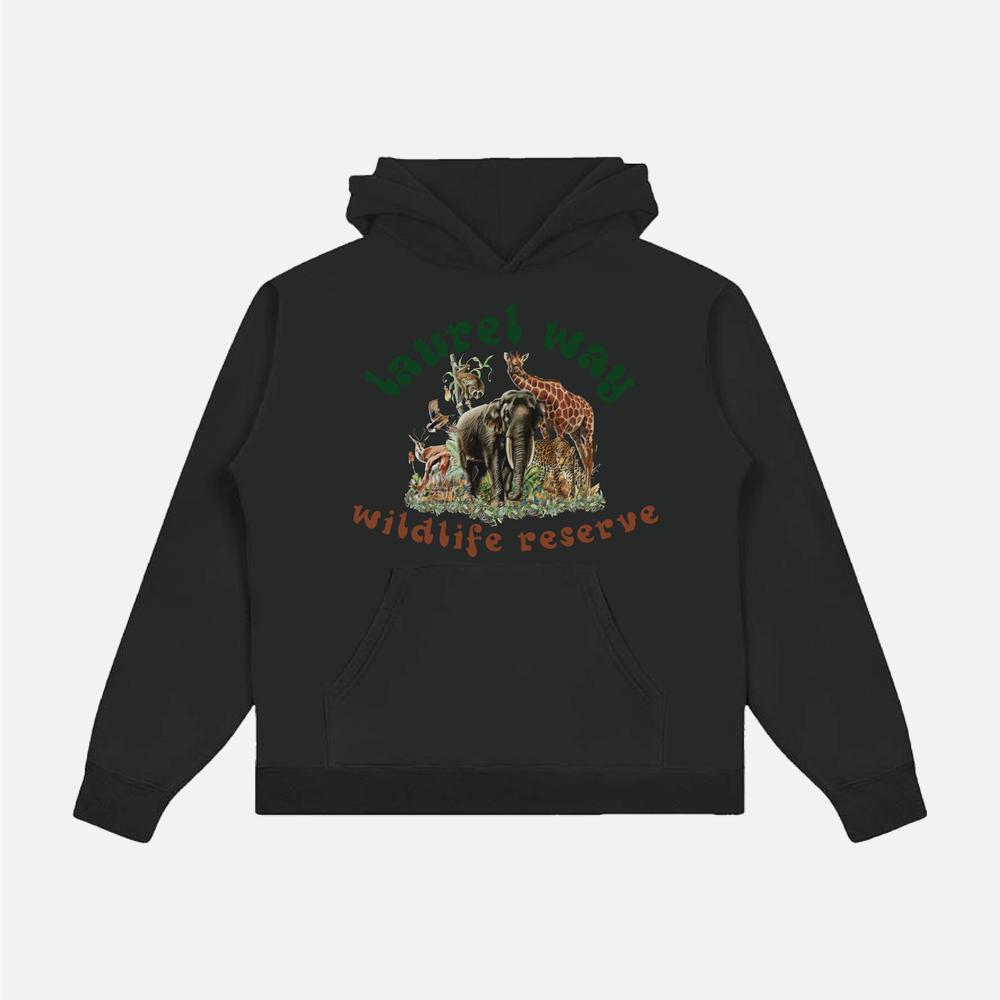 Image of LWWR ANIMALS HOODIE