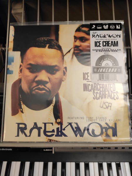 Image of Raekwon ‎– Ice Cream / Incarcerated Scarfaces