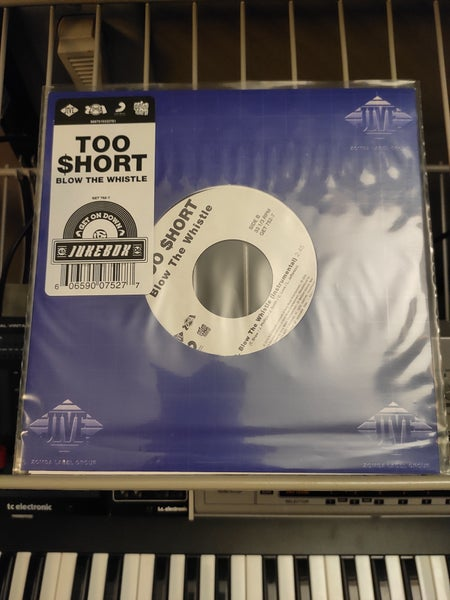 Image of Too Short ‎– Blow The Whistle