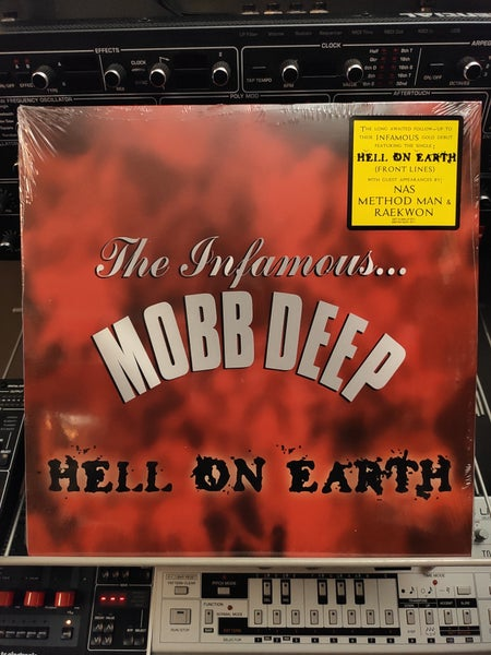 Image of Mobb Deep ‎– Hell On Earth