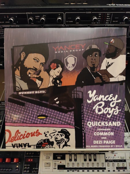Image of Yancey Boys ‎– Quicksand
