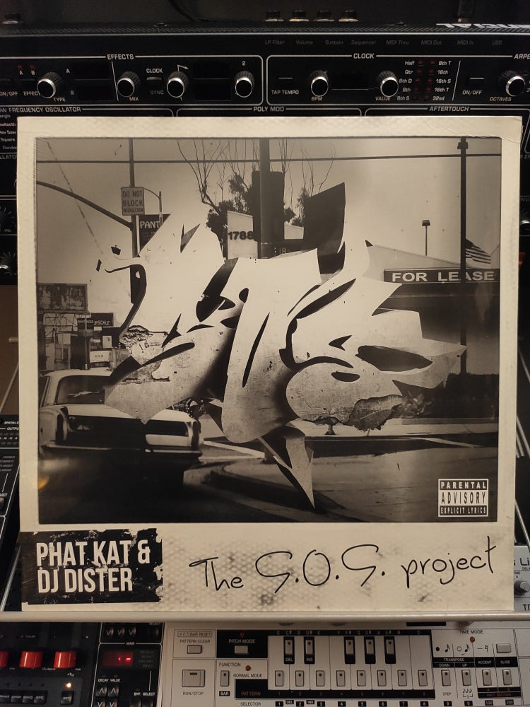 Image of Phat Kat & DJ Dister – The S.O.S. Project
