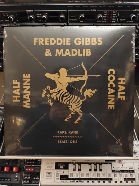 Image of Freddie Gibbs & Madlib – Half Manne Half Cocaine